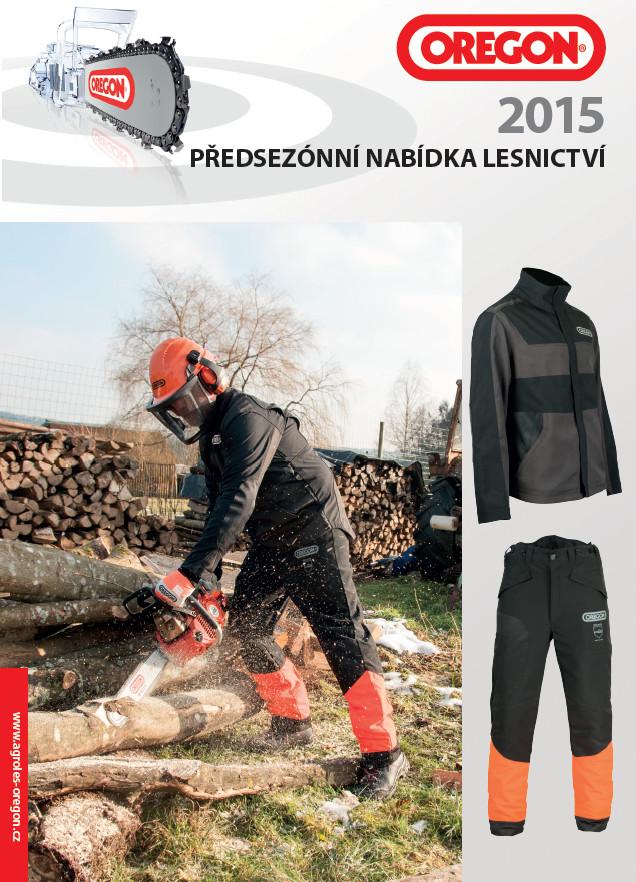 Katalog lesnictví 2015